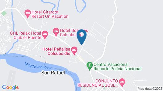 Ricaurte Peñalisa Apt 4401 NF Map