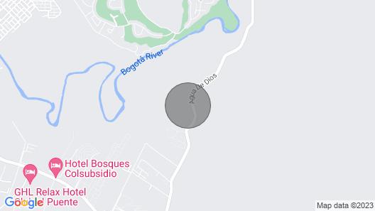CASA FINCA ALQUILER GIRARDOT Map