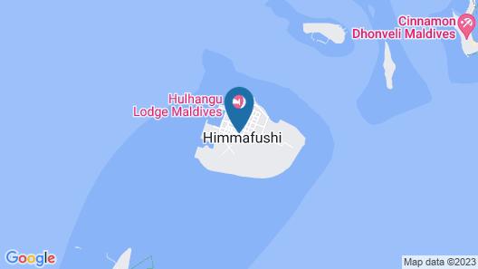 Raalhu Lodge Map