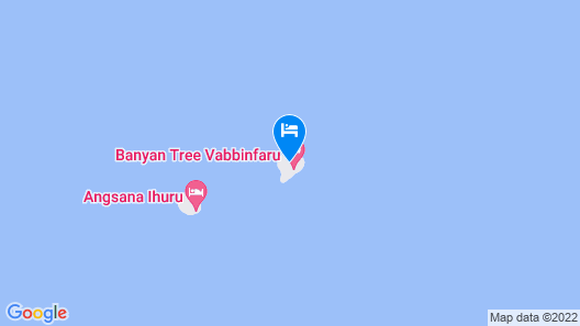 Banyan Tree Vabbinfaru Map