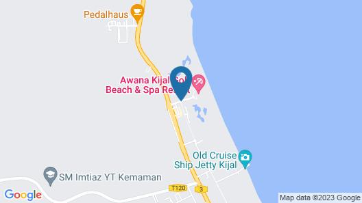 Resorts World Kijal Map