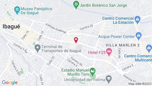FR Hotel Map