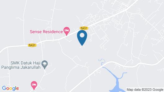 OYO 90166 Bubul Village Stay Map