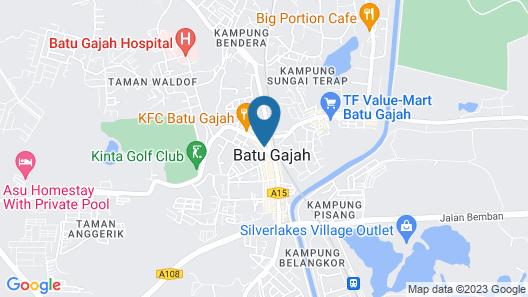 Royale Hotel Map