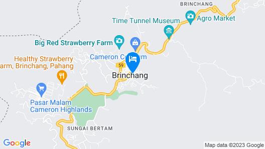 YTS Hotel Map