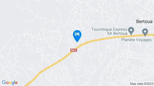 Hotel Massoh Map