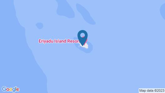 Eriyadu Island Resort Map
