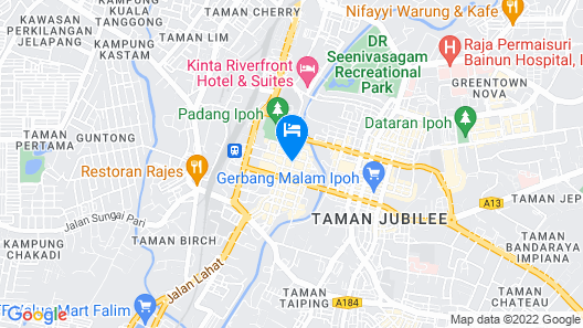 Belakang Kong Heng by DreamScape Map