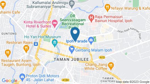 Z Hotel Map