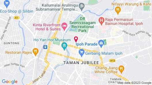 Hotel Pi Map