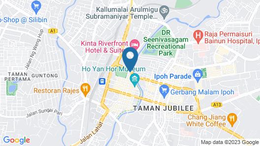 WEIL Hotel Map