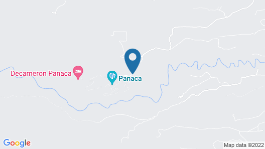 Decameron Panaca All Inclusive Map