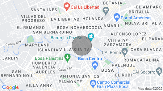 Apartamento Primer Piso Independiente Bosa Map