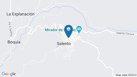 Hostal Ciudad De Segorbe Map