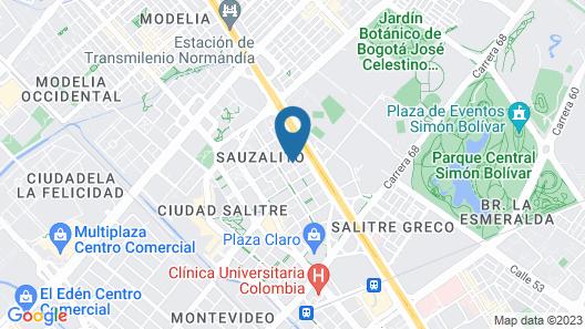 GHL Hotel Capital Map