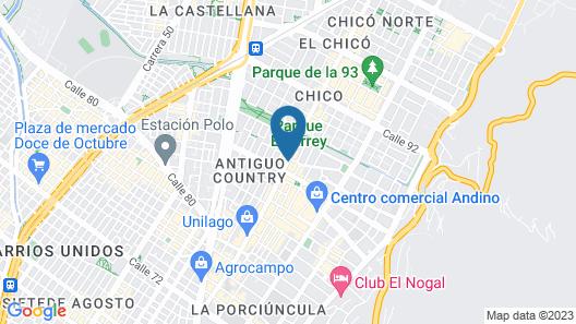 Viaggio Country Map