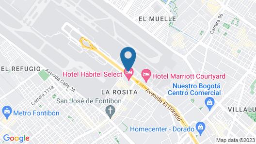 Movich Buró 26 Map