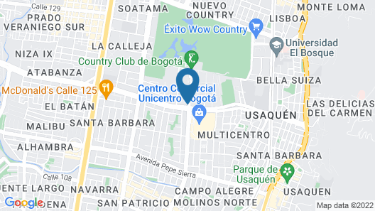 Hotel Like, Cozy Apartment Close to Unicentro!! Map