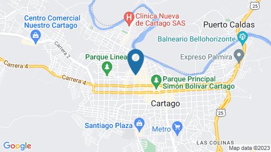 Edificio Angelo Map