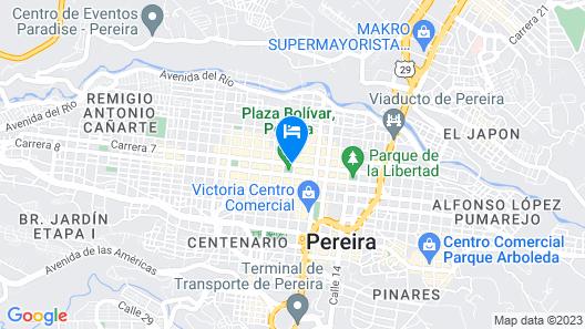 Hotel Soratama Map