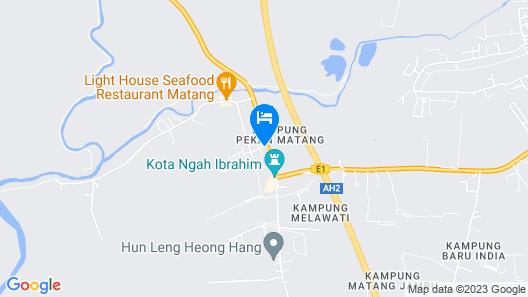 TT Dorf Hotel Map