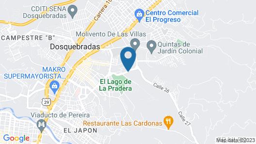 Torres Ambar Map