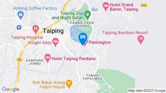 Pearl Inn Plt Map