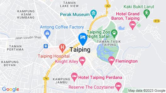 Sojourn Beds & Cafe - Hostel Map