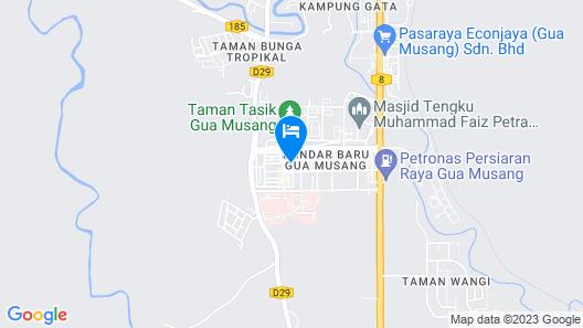 SPOT ON 89865 Hotel Titiwangsa Gm Map
