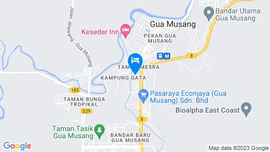 Rihla Hotel & Coliving  Map
