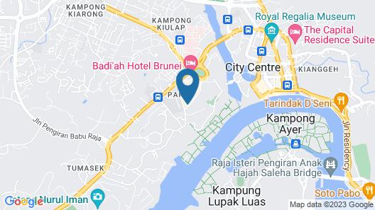Abdul Razak Hotel Apartment Map