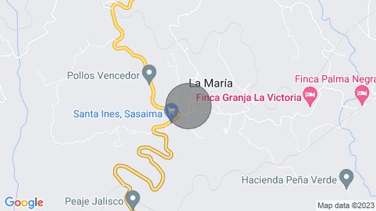 Hermosa Finca Sasaima, 3 Casas, 6 Cuartos, 5 Baños Map