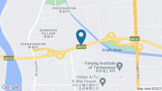 Xana Litea Sanhe Yanjiao Shou ER Tiancheng Map