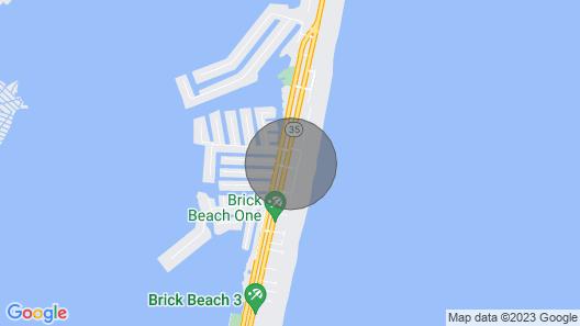 New! Oceanside Beach House in Pvt Beach Community! Map