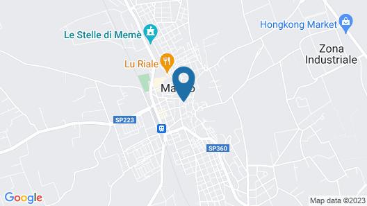 Le Finestre Su Porta Carrese - Luxury Rooms & Suites Map