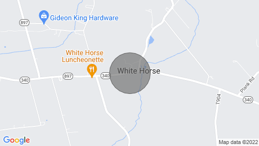 White Horse Guest Home W/pool / hot tub Map