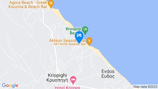 Avatel Eco Lodge Map