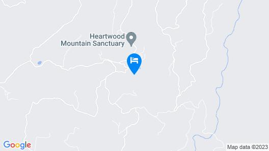 Heartwood Mountain Sanctuary Map