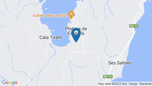 Carema Club Resort Map