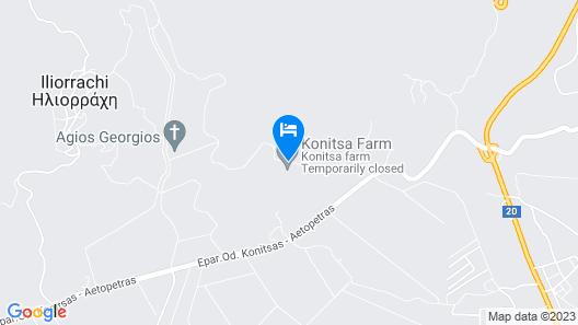 Lotos Mountain Resort Map