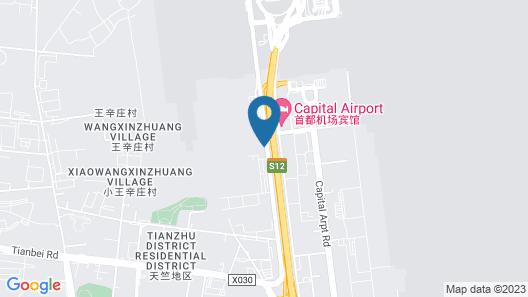 Li Hao Hotel Map