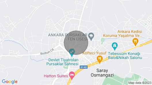 Saray Balo Kokteyl Davet Map