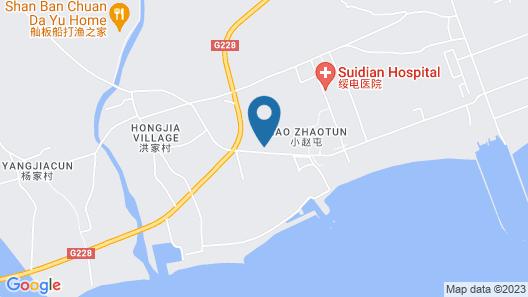 XIAOMIN INN Wentianhuayuan 3 Map