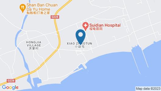 XIAOMIN INN Lantian Garden 2 Map