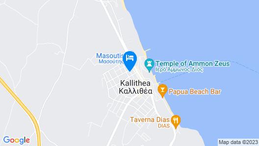 Kokkos Brothers Map