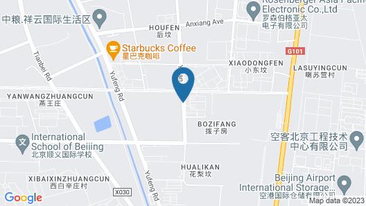 Fuyong Yulong Hotel Map