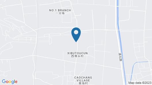 Narada Beijing Map