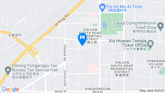 Datong Purple Jade Hotel Map