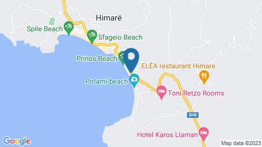 Mare Bed & Breakfast Hotel Map