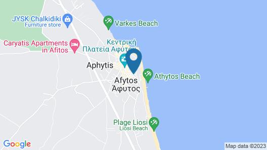 Arellis Studios Map